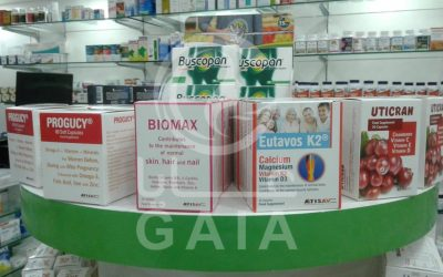 Biomax, Uticran, Progucy and Eutavos K2 Available in UAE.